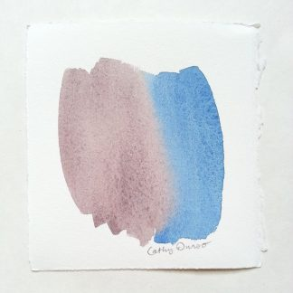 Blue/Mauve Swatch 2